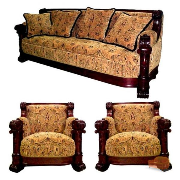 Antique Victorian Sofa Styles: Antique Sofas