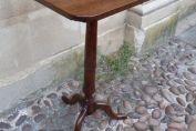 A Late 18th Century Oak Tripod Table