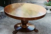 Victorian Mahogany FlipTop Table