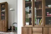 Cupboards > Lodge Teak cupboard