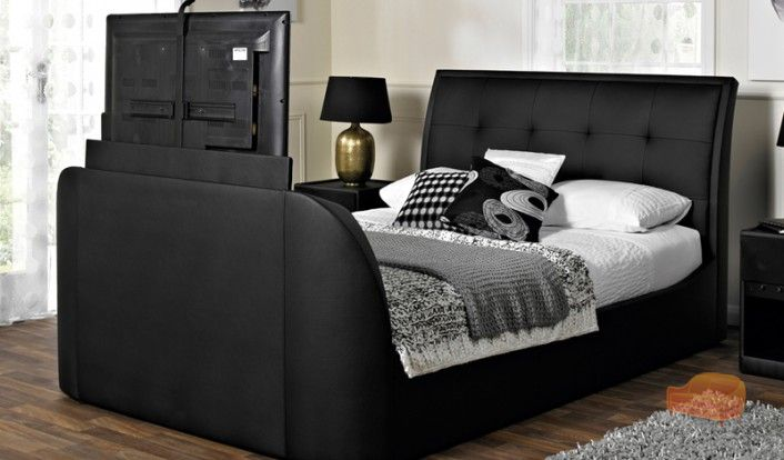 Bensons bed centres for Beds with televisions