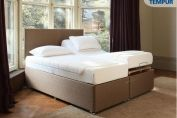 Ardennes Base Adjustable And Massage Drawer Divan