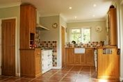 Bespoke Oak Kitchen