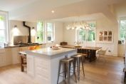 Unmistakably English Kitchen Diner
