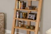 Bookcases > Z SOLID OAK LARGE BOOKCASE
