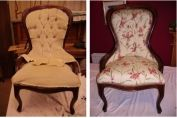 Upholstery - Chairs