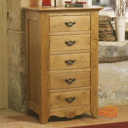second hand chest of drawers 60cm wide 3