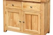 Devon Oak Small Sideboard