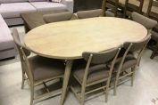 Ex Display Eden Oval Dining Table