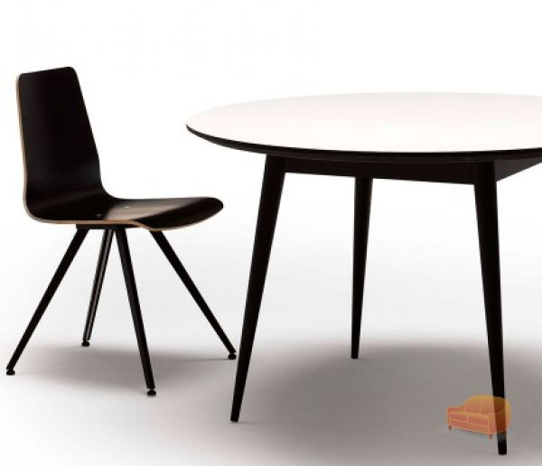 Retro round dining tables wharfside danish furniture - Tables Page 2