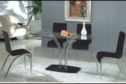 Bali Glass Dining Table (Table Only)