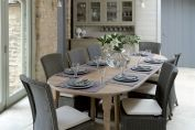 Sheldrake Oval Extending Table