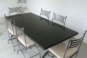 Black Granite Table