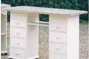 Kidney dressing table design D