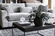 Cerys Fabric Sofa