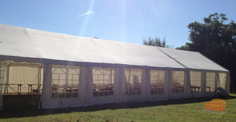 These are the tents you can order from Master Tents; catering tents, party tents, promo tents and event tents.