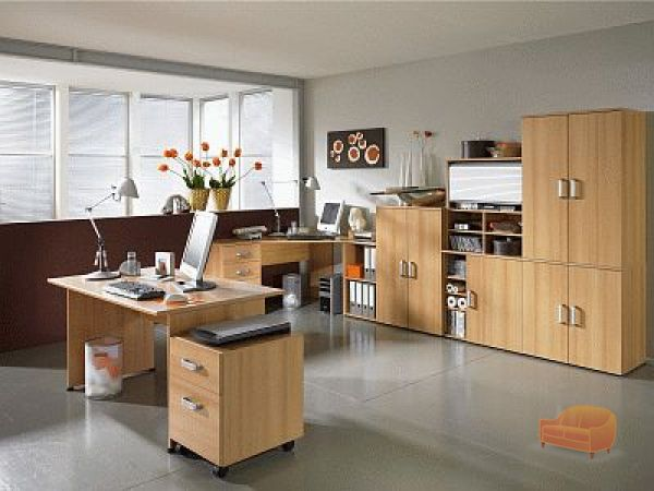 curve home or small office furniture