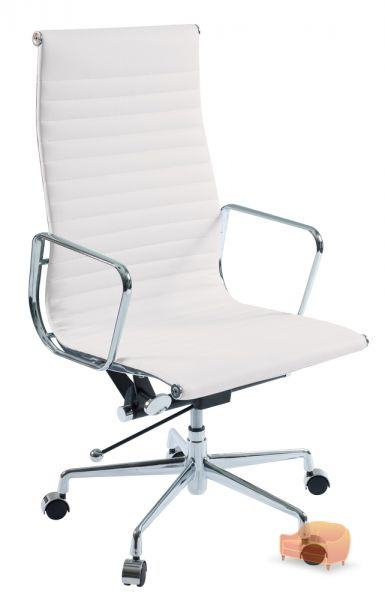 Nexus Tall Back Home Office Chair White