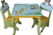 Wooden Safari Table