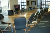 Boardroom installation