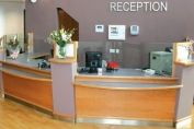 Reception Desk Energise Healthy Living Centre