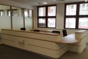 Light Reception Desk