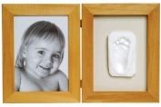 Baby Art Print Frame (Natural)