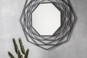 Gallery Estella Metal Wall Mirror