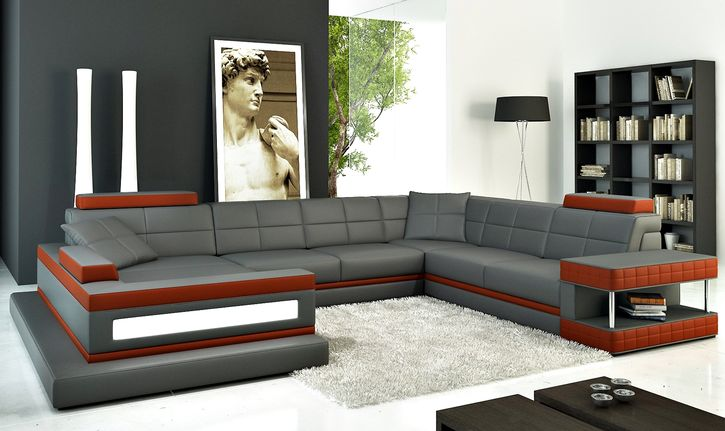 We Saw What Are The Most Important Things To Look At When Choosing Luxury  Leather Living Room Furniture. There Are Some Things That Are Important And  You ... Part 95