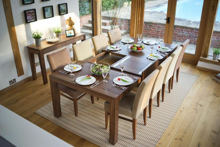 The Best Dining Room Tables For Large Family
